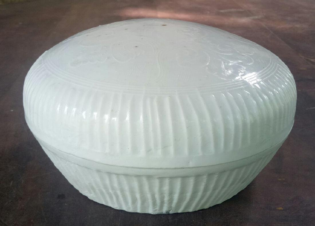 perfect,  rare Song dynasty white box