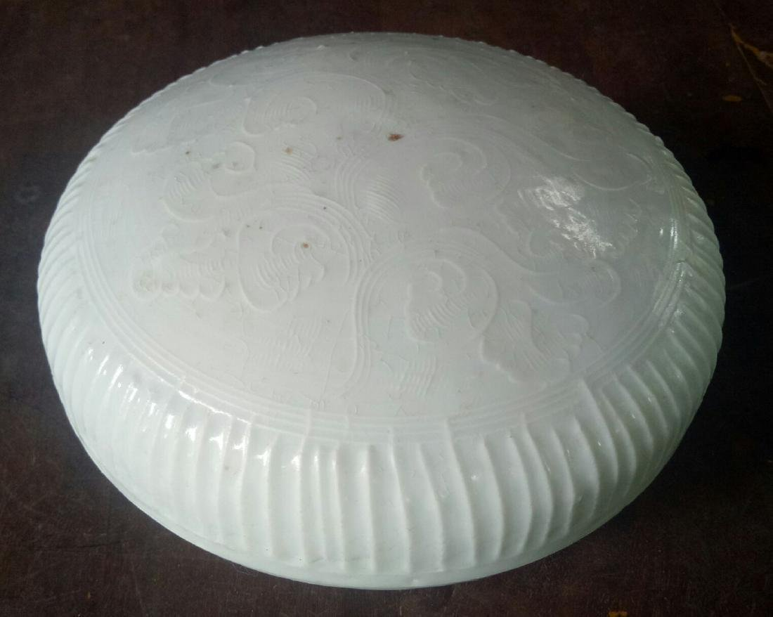 perfect,  rare Song dynasty white box - 4