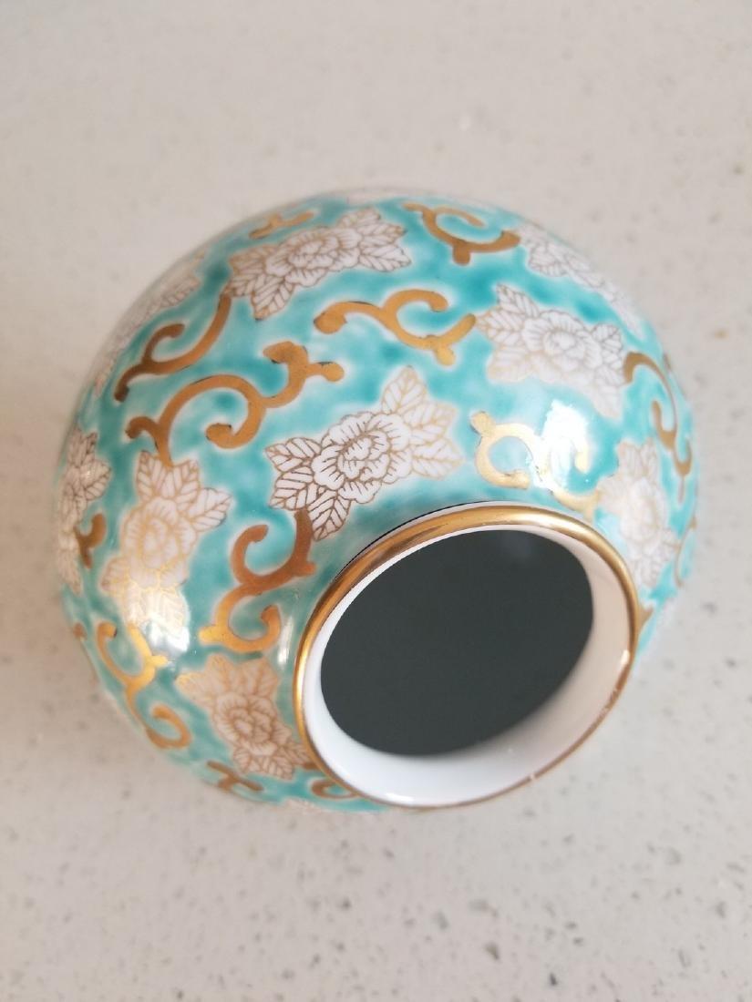 Antique Japanes Imari Gold Vase - 2