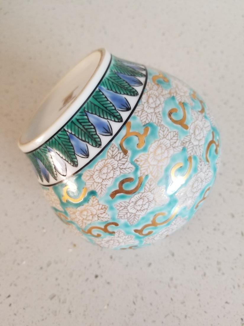 Antique Japanes Imari Gold Vase - 3