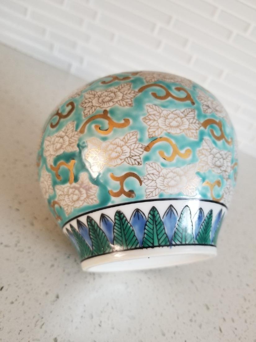 Antique Japanes Imari Gold Vase - 5