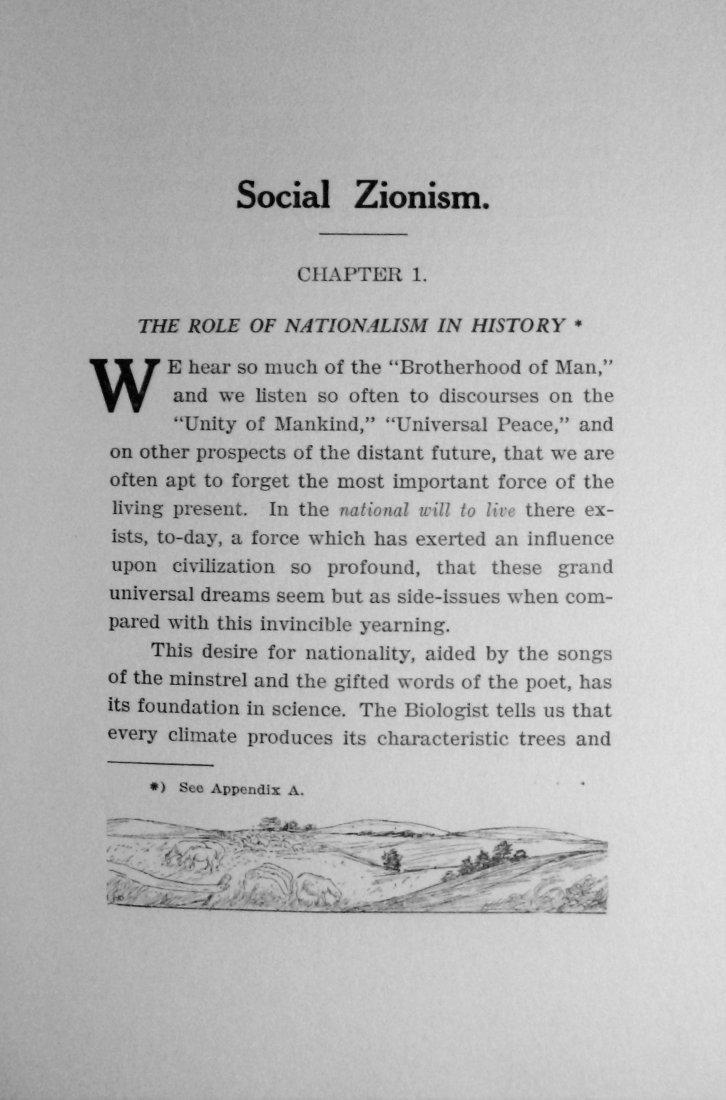 Social Zionism - 5