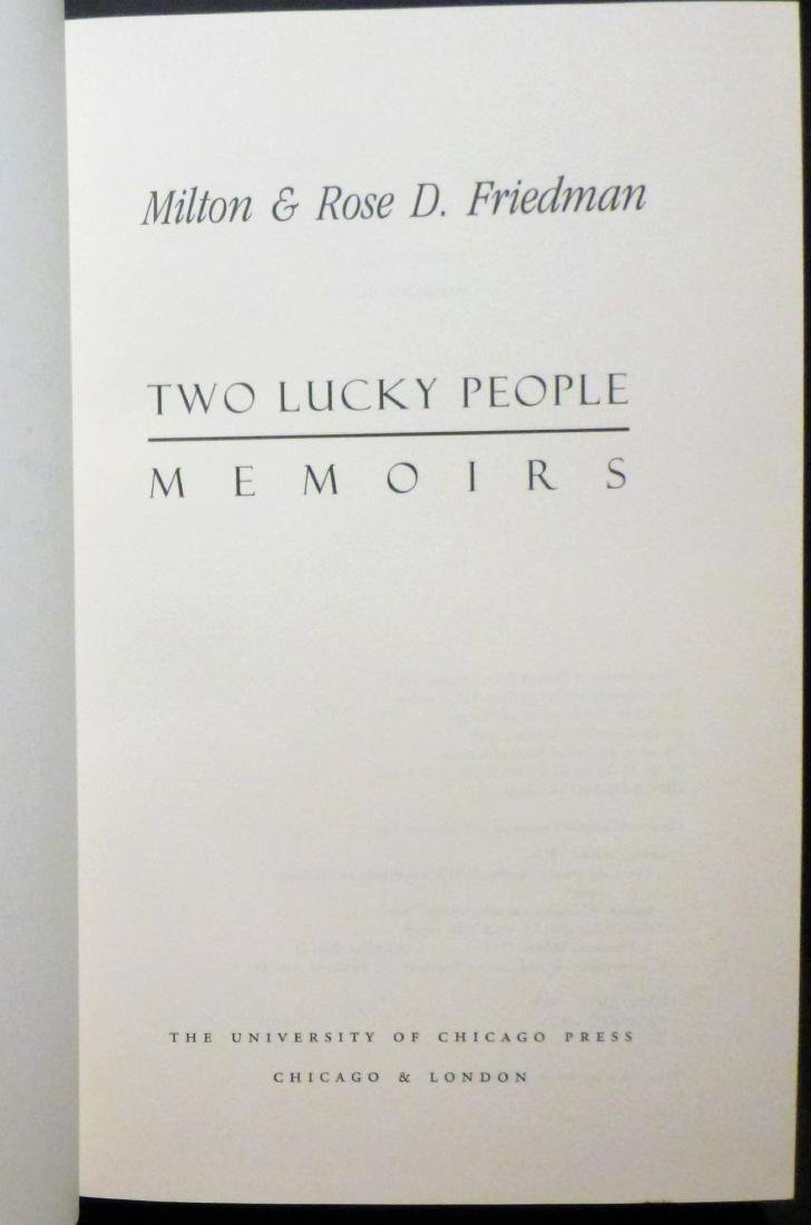 Two Lucky People Signed - 5