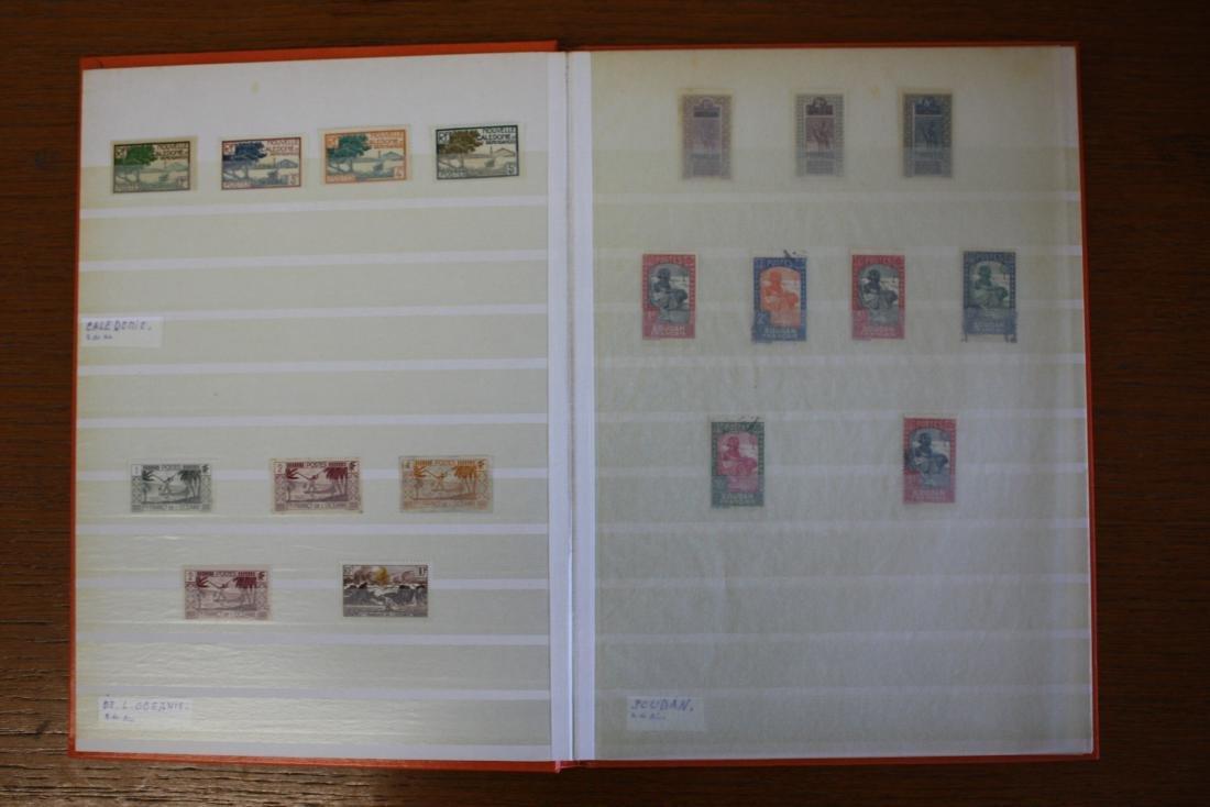 Multi-Country Stamp Album - 3