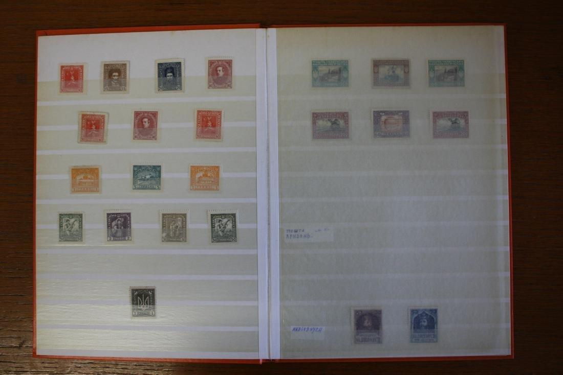 Multi-Country Stamp Album - 4