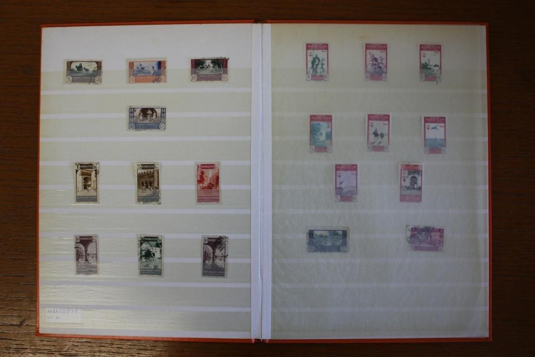 Multi-Country Stamp Album - 5