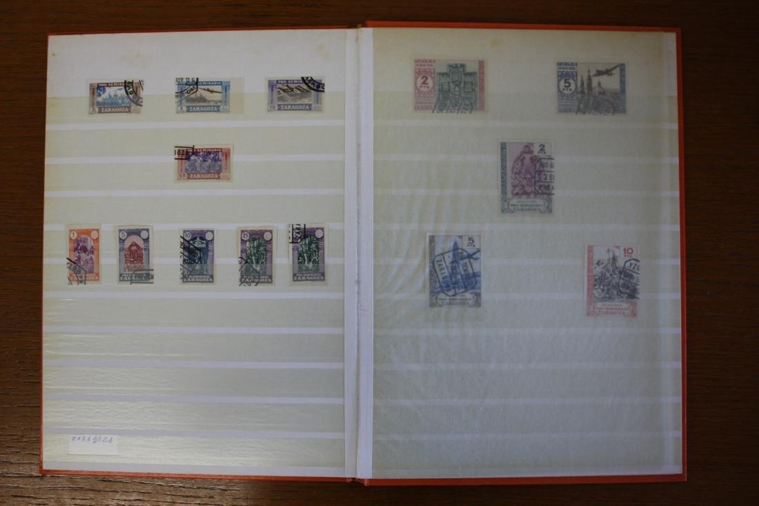 Multi-Country Stamp Album - 7