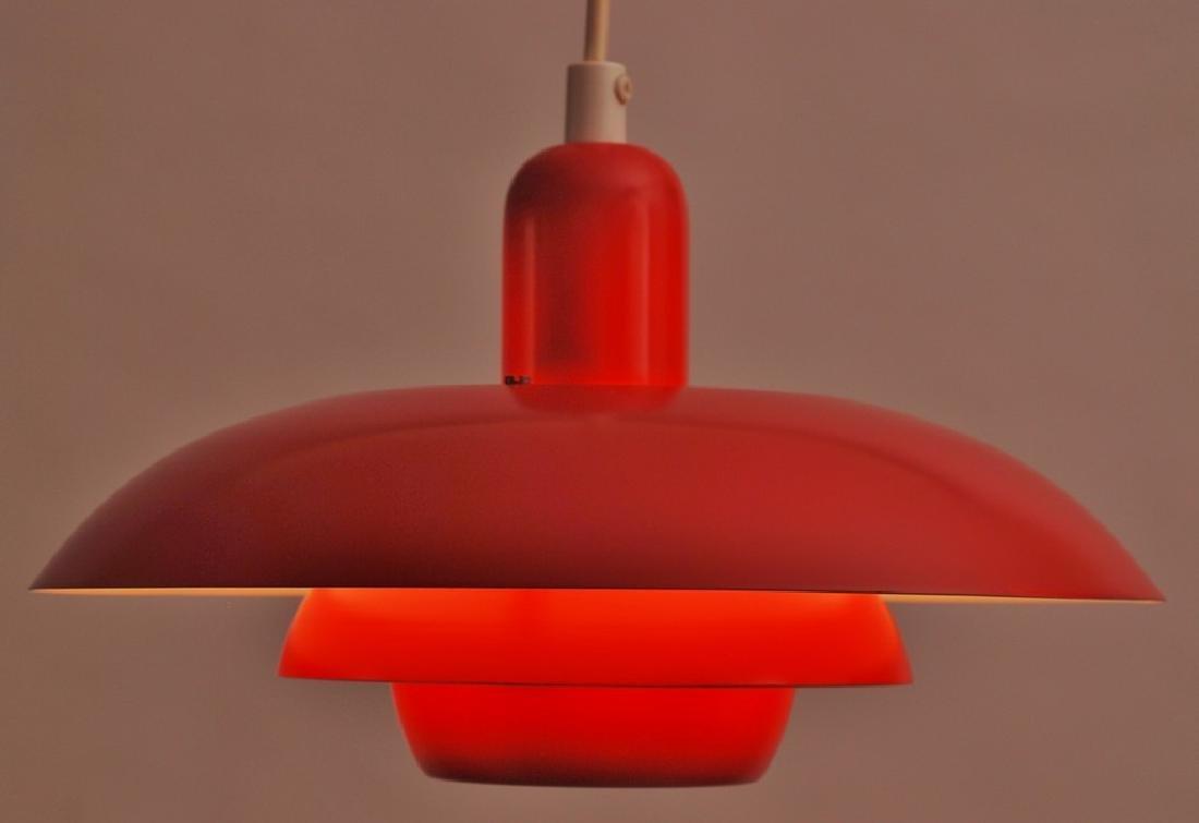 Danish hanginglamp 1970's - 4