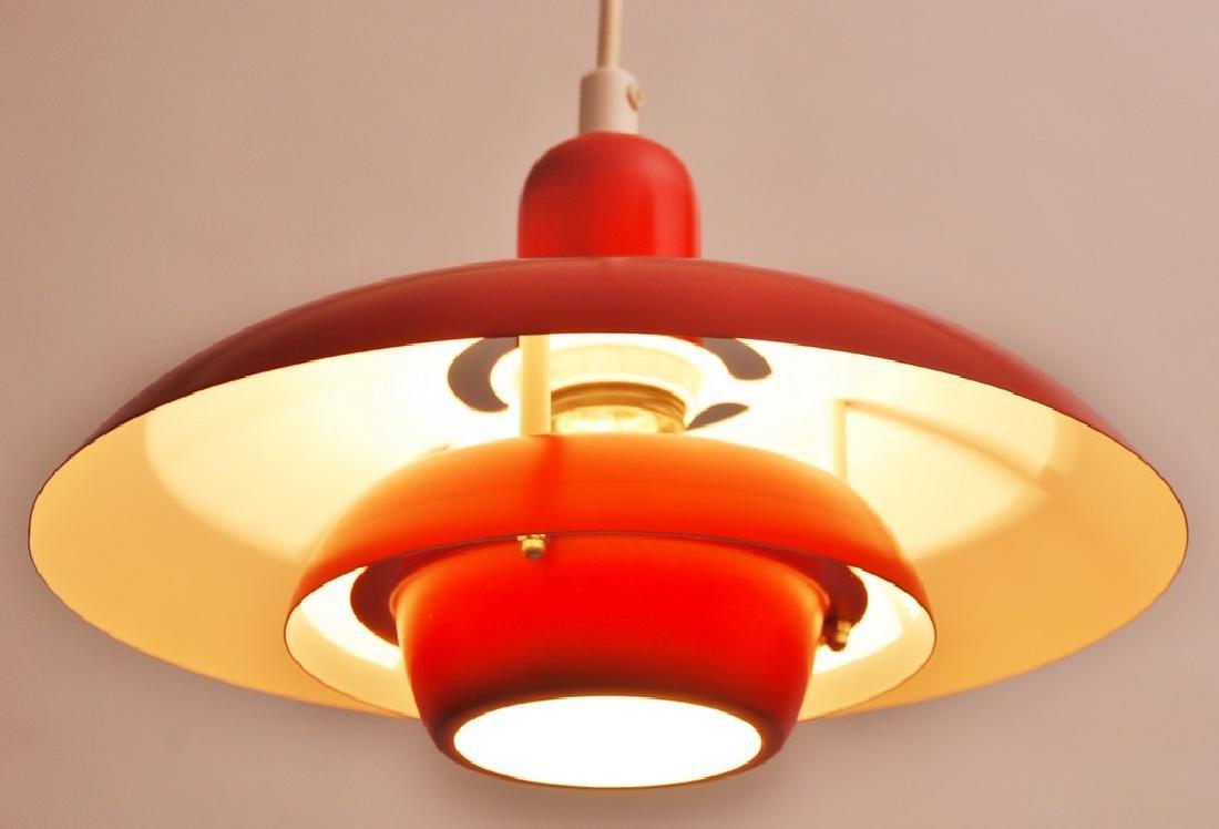 Danish hanginglamp 1970's - 5