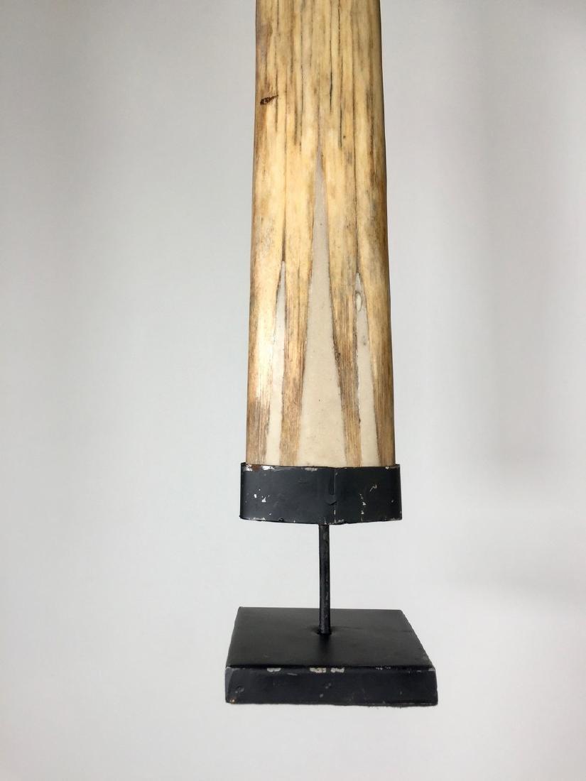 Fine Large Swordfish Tusks with custom stand - 7