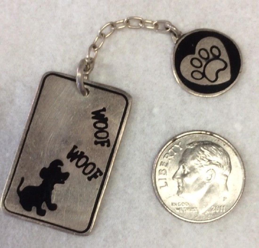 Walt Disney Sterling Silver & Enamel 101 Dalmatians