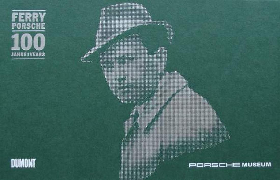 Set of 5 Books from the Porsche Museum - 4