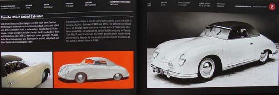 Set of 5 Books from the Porsche Museum - 7