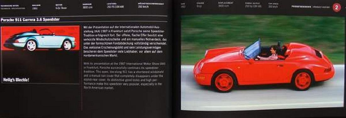 Set of 5 Books from the Porsche Museum - 9