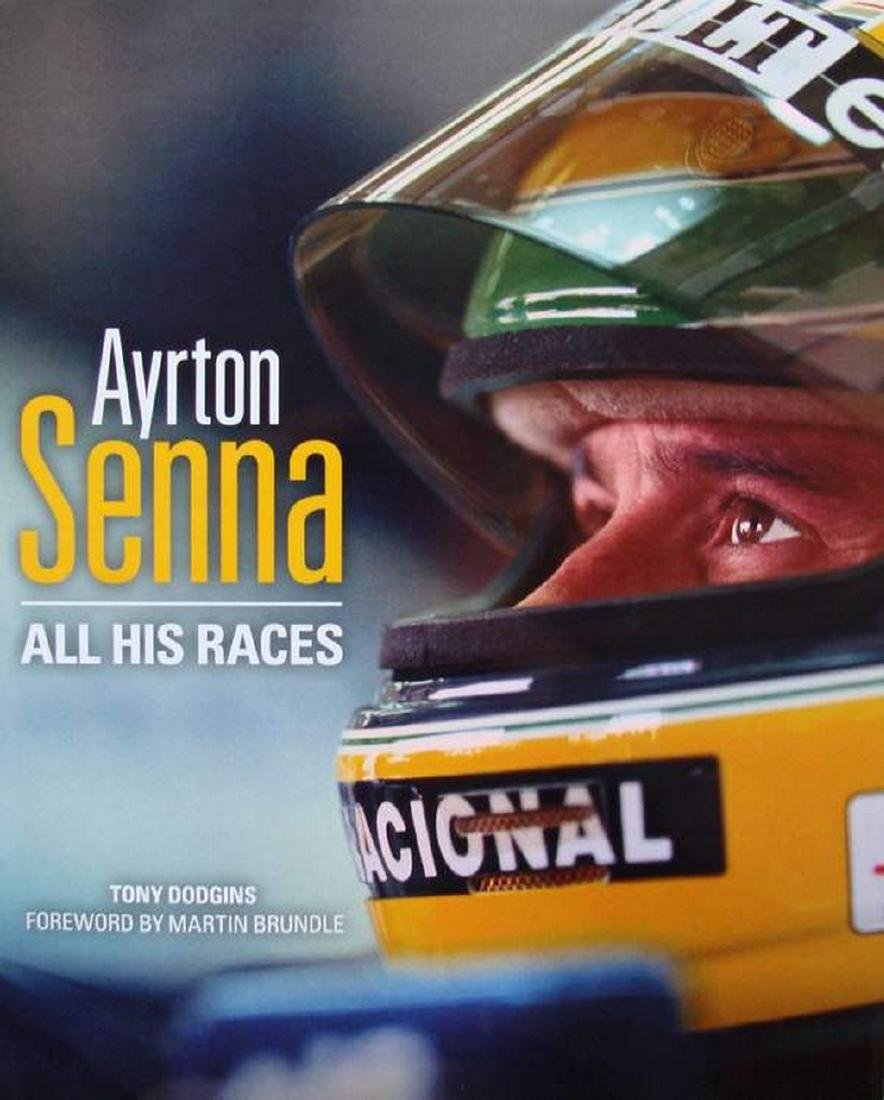 Ayrton Senna - All His Races