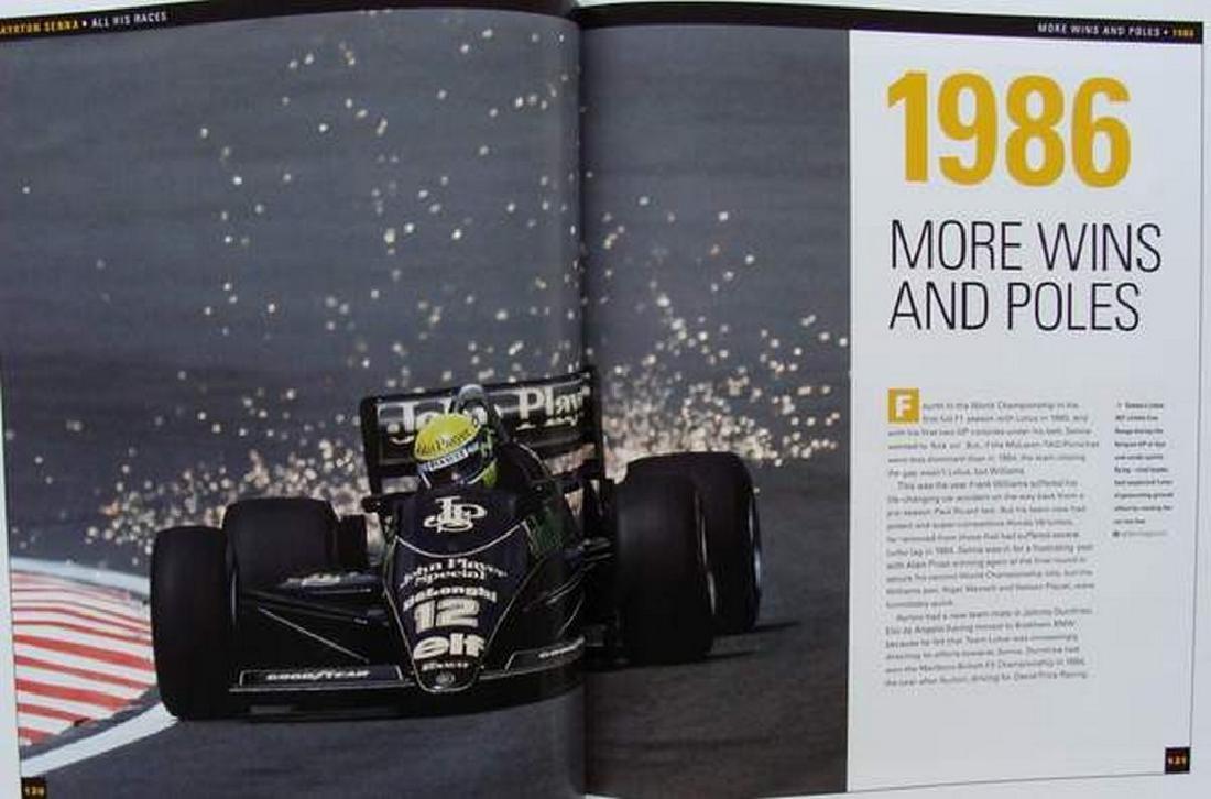Ayrton Senna - All His Races - 4