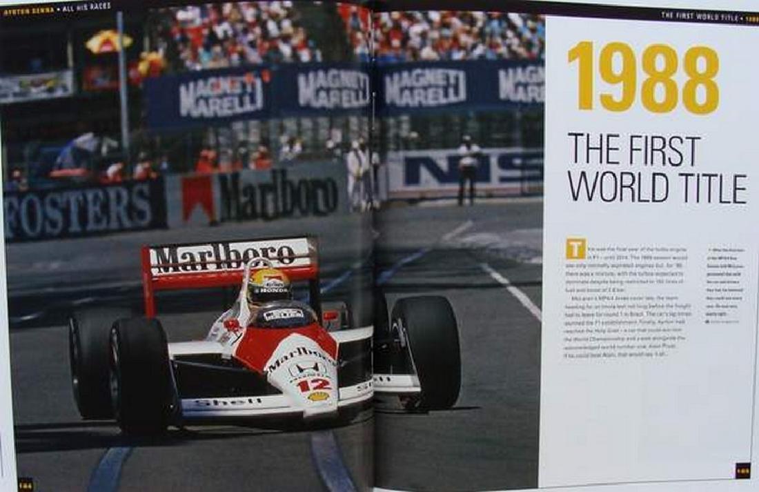 Ayrton Senna - All His Races - 5