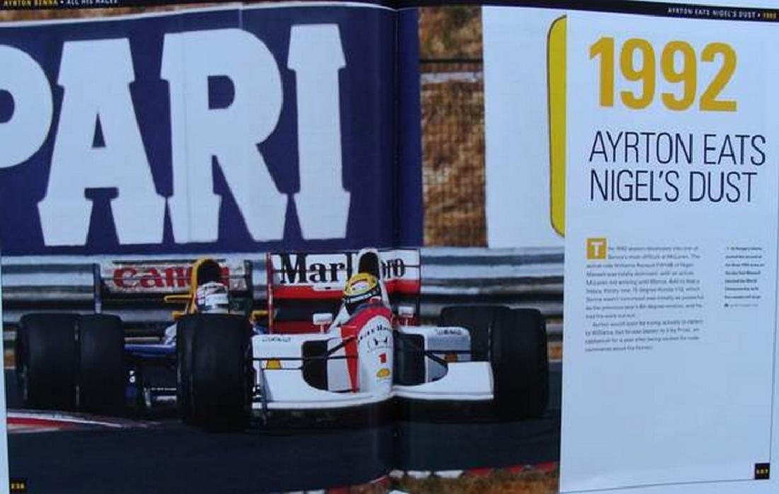 Ayrton Senna - All His Races - 7