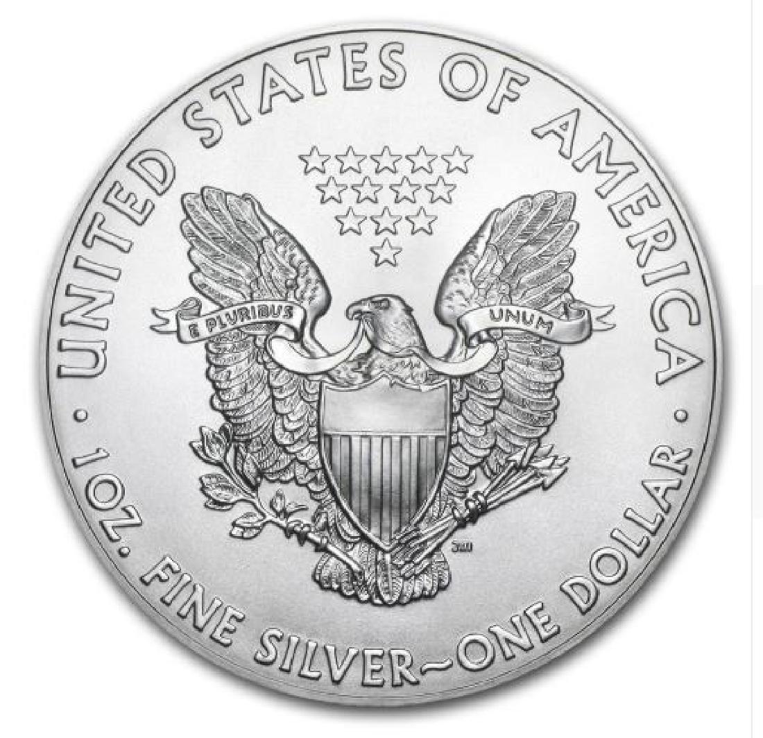 Walking Liberty 1oz Silver clad coin - 3