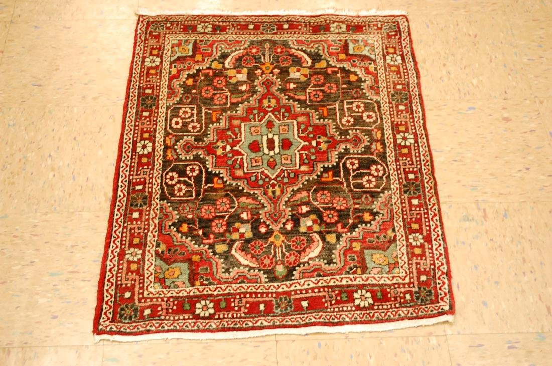 Antique Fine Persian Sarouk Ferahan Rug 2.3x3