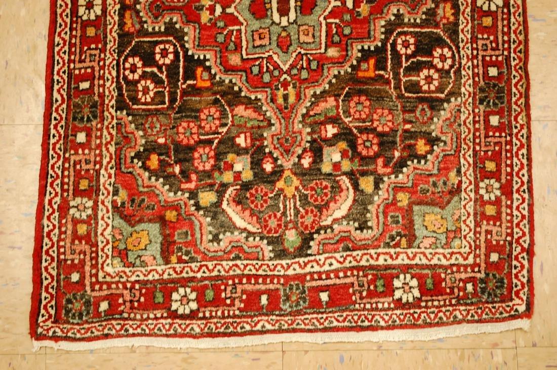 Antique Fine Persian Sarouk Ferahan Rug 2.3x3 - 2