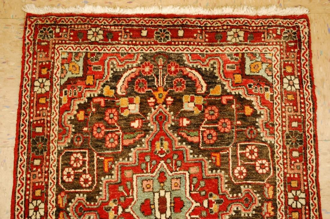 Antique Fine Persian Sarouk Ferahan Rug 2.3x3 - 3