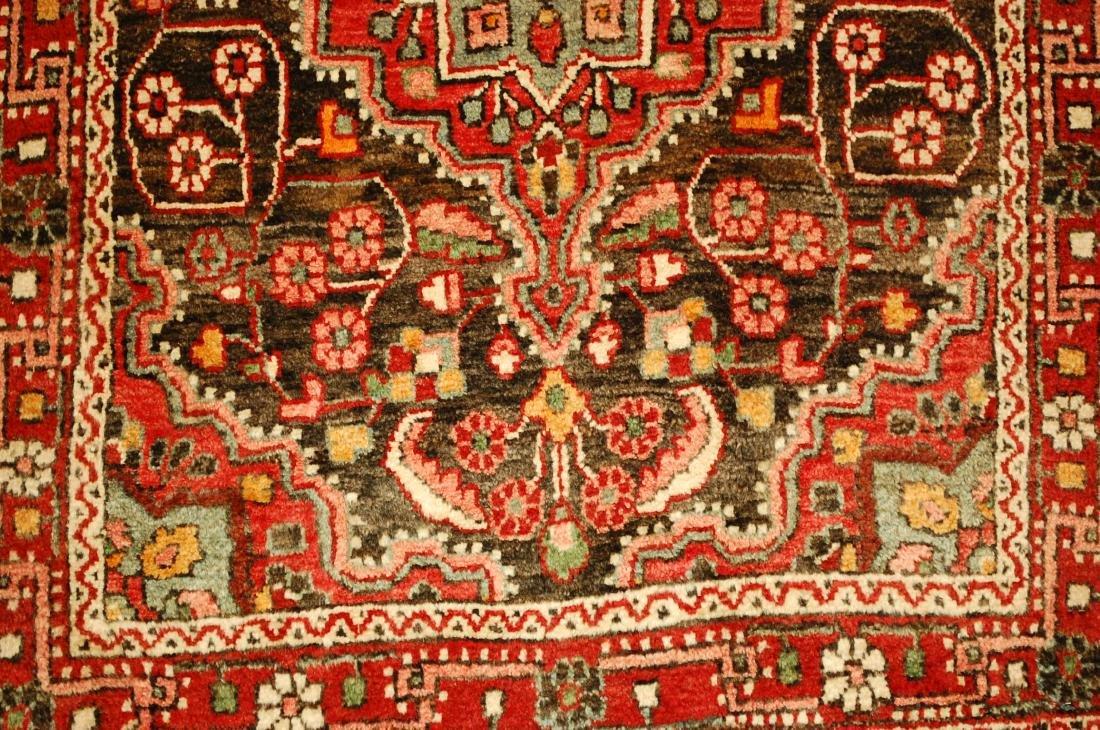 Antique Fine Persian Sarouk Ferahan Rug 2.3x3 - 4