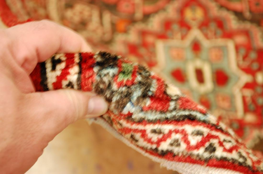 Antique Fine Persian Sarouk Ferahan Rug 2.3x3 - 5