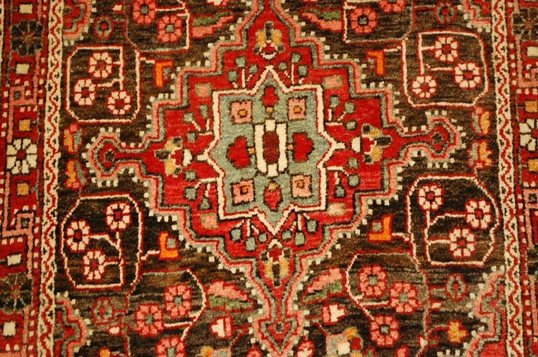 Antique Fine Persian Sarouk Ferahan Rug 2.3x3 - 7