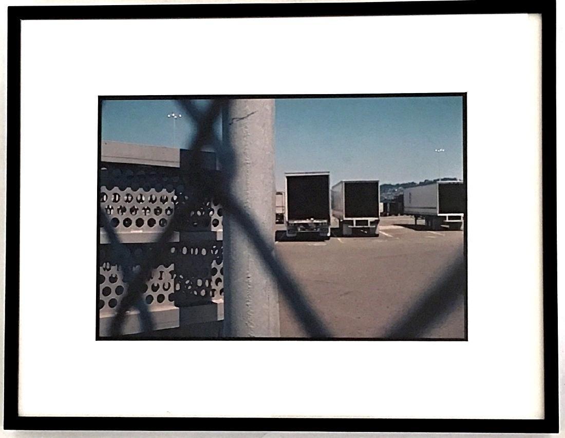 Dan Graham Color Photograph Untitled 1996