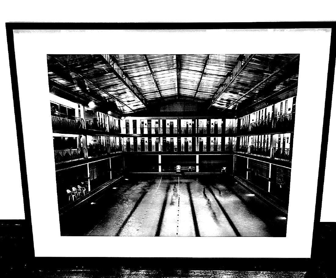 Matthew Pillsbury Photograph La Piscine De Pontoise