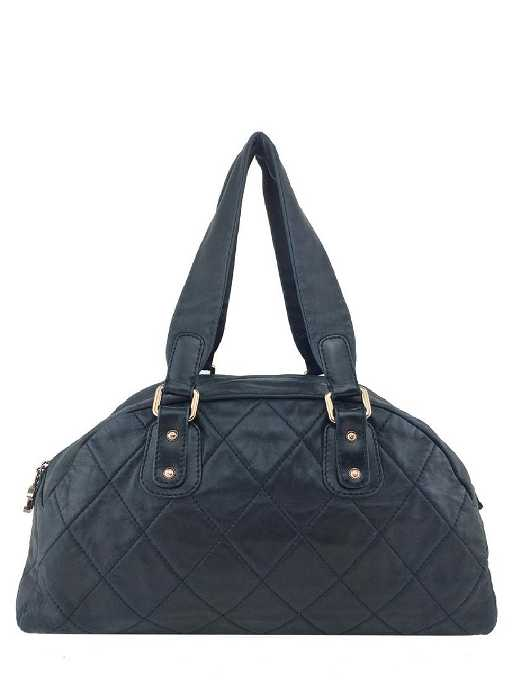 83779f5ac07554 Chanel Quilted Lambskin Cloudy Bundle Bowler Bag. placeholder. See Sold  Price