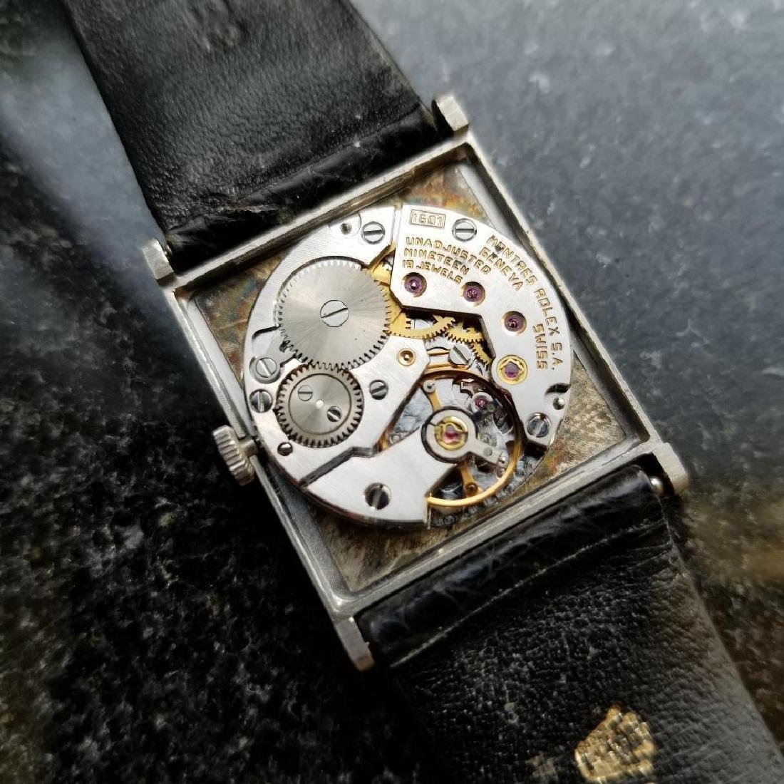 Rolex Vintage Cellini 18K Solid Gold 1975 Swiss Watch - 10