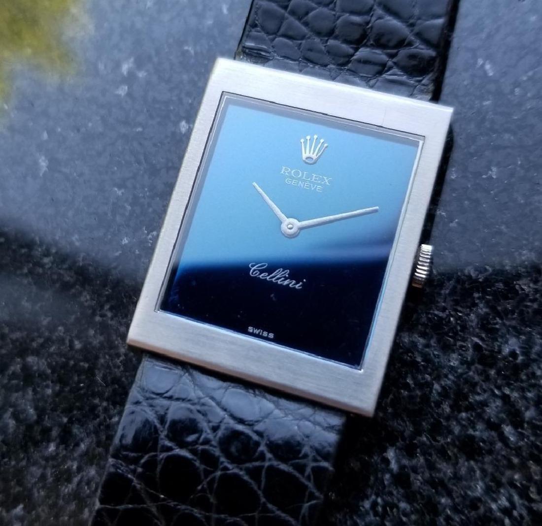Rolex Vintage Cellini 18K Solid Gold 1975 Swiss Watch