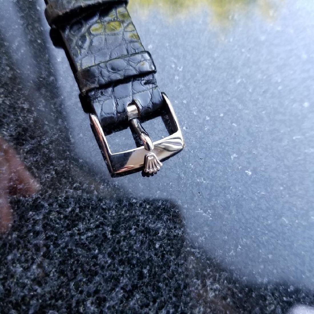 Rolex Vintage Cellini 18K Solid Gold 1975 Swiss Watch - 7