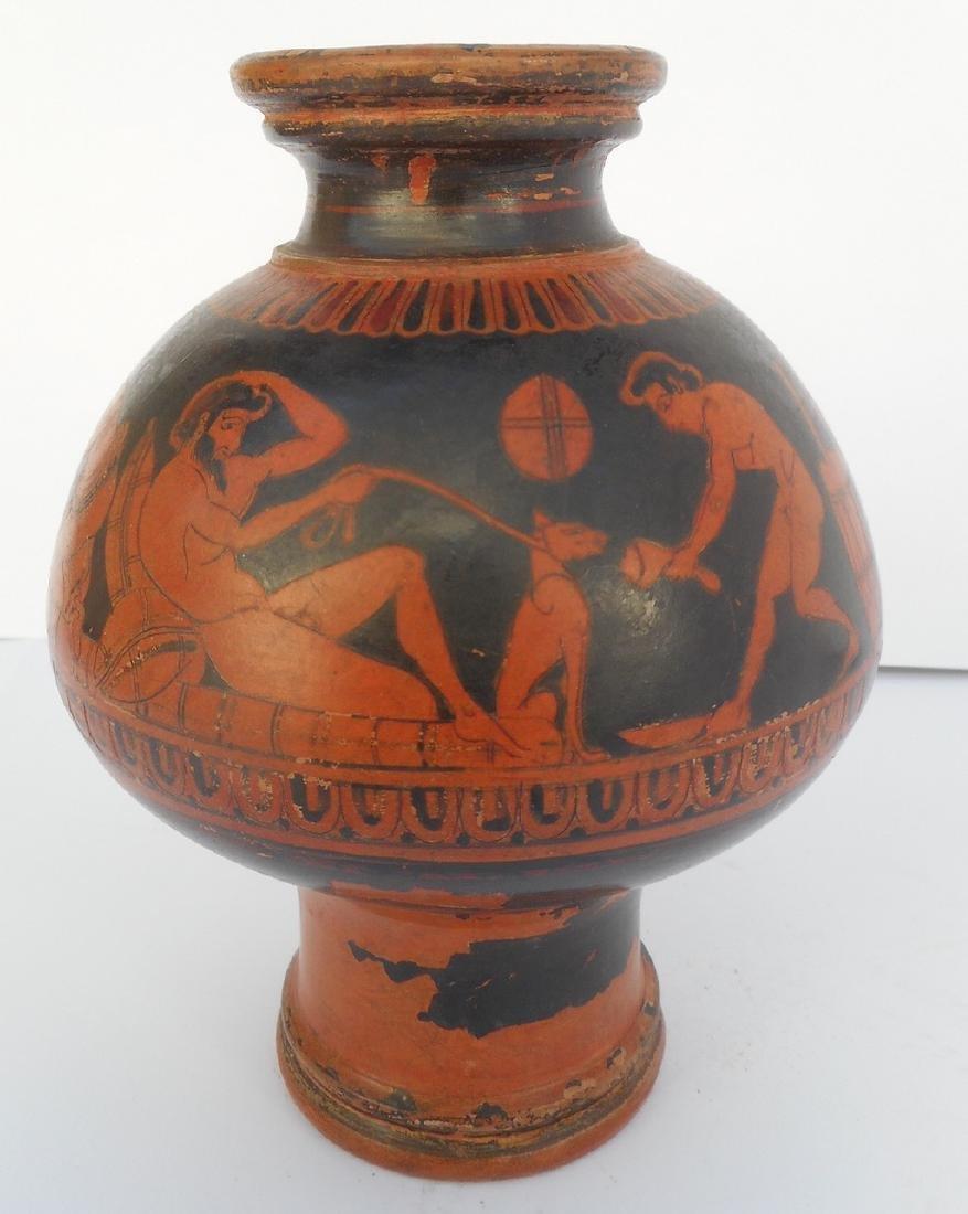 Psykter Greek Attic 370 350 BCE