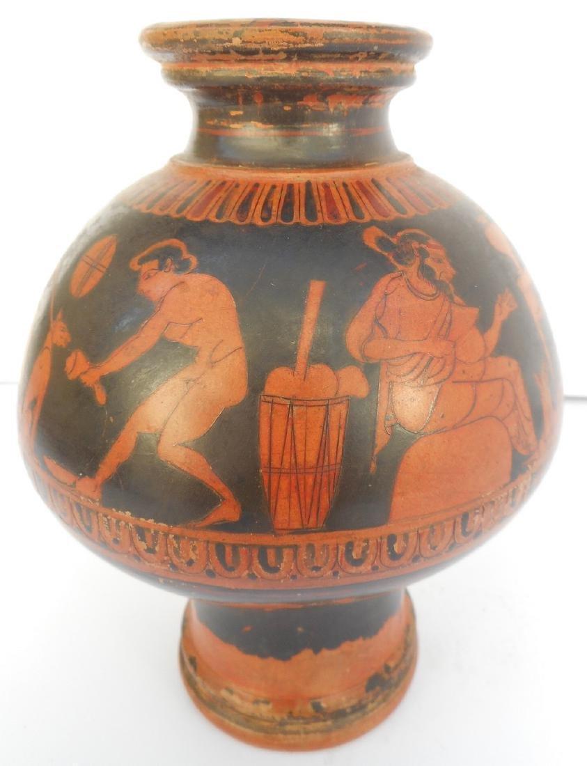 Psykter Greek Attic 370 350 BCE - 2