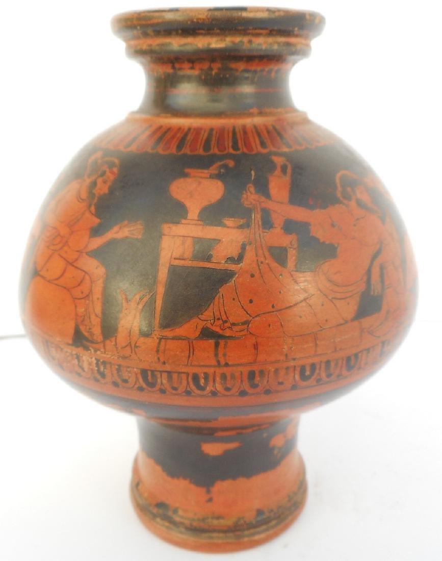 Psykter Greek Attic 370 350 BCE - 3