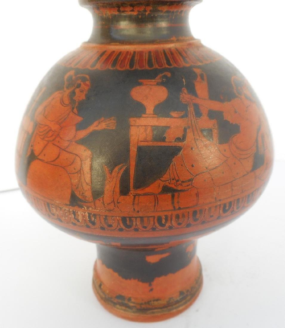 Psykter Greek Attic 370 350 BCE - 4