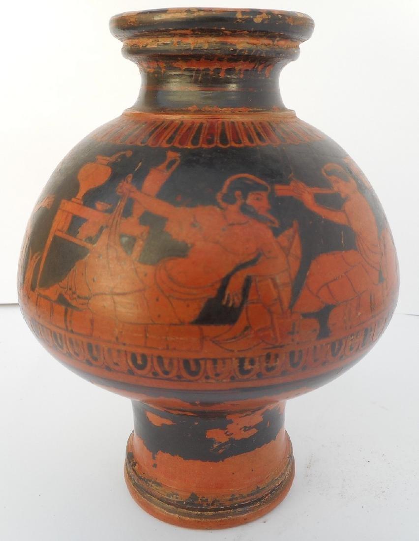 Psykter Greek Attic 370 350 BCE - 5