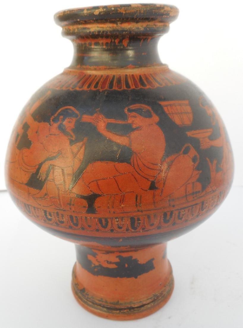 Psykter Greek Attic 370 350 BCE - 6