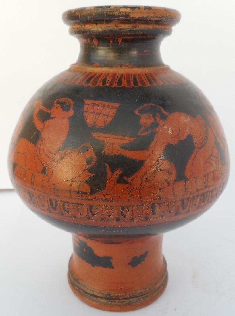 Psykter Greek Attic 370 350 BCE - 7