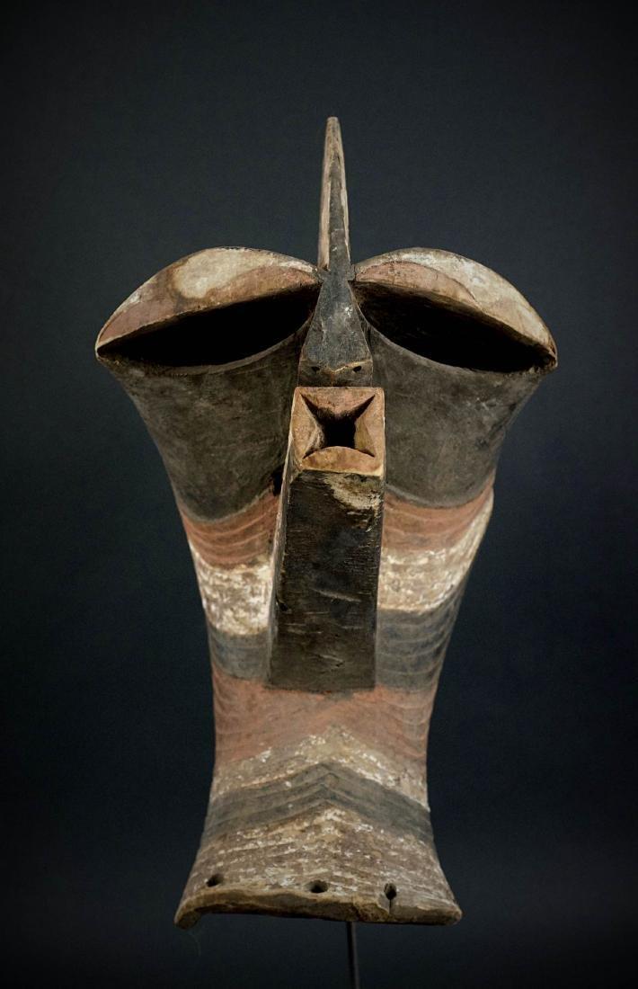 Big SONGYE Kifwebe War mask - DRC - 10