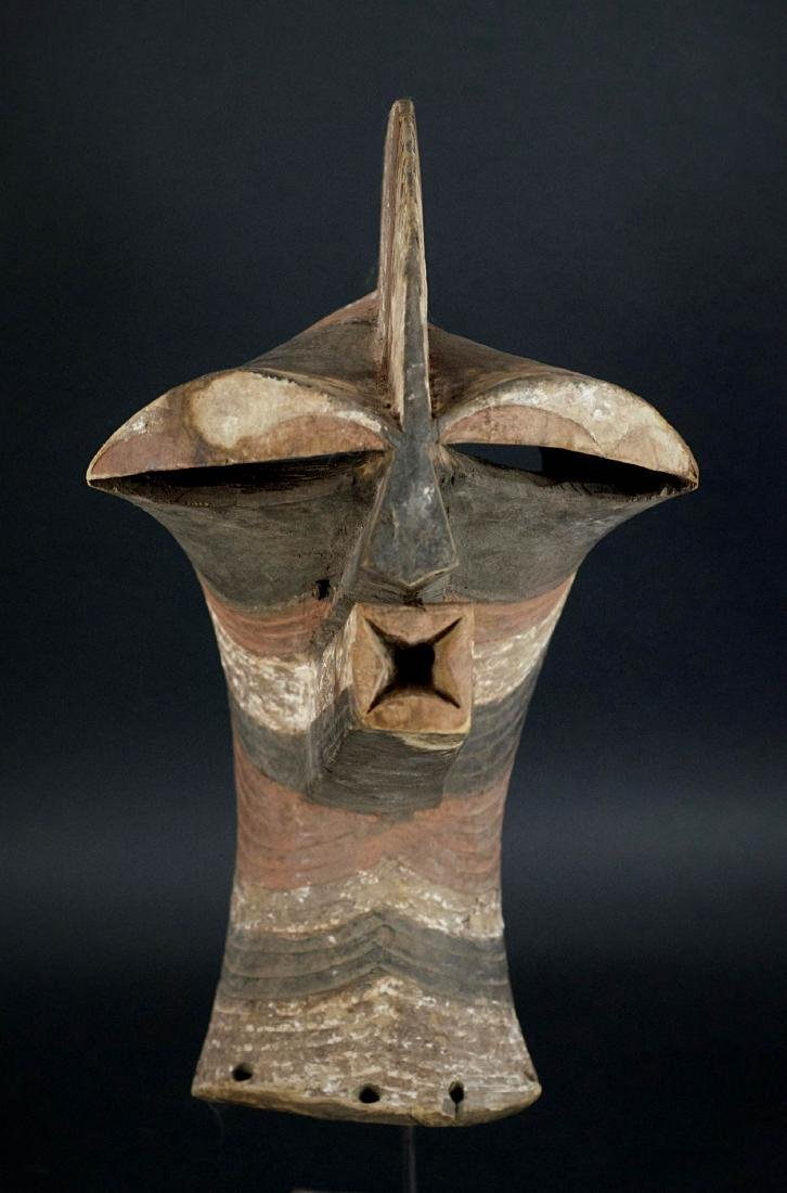 Big SONGYE Kifwebe War mask - DRC