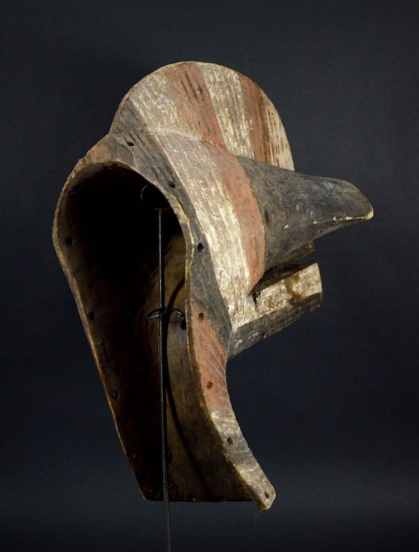 Big SONGYE Kifwebe War mask - DRC - 5