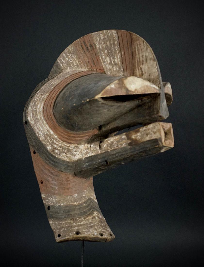 Big SONGYE Kifwebe War mask - DRC - 9