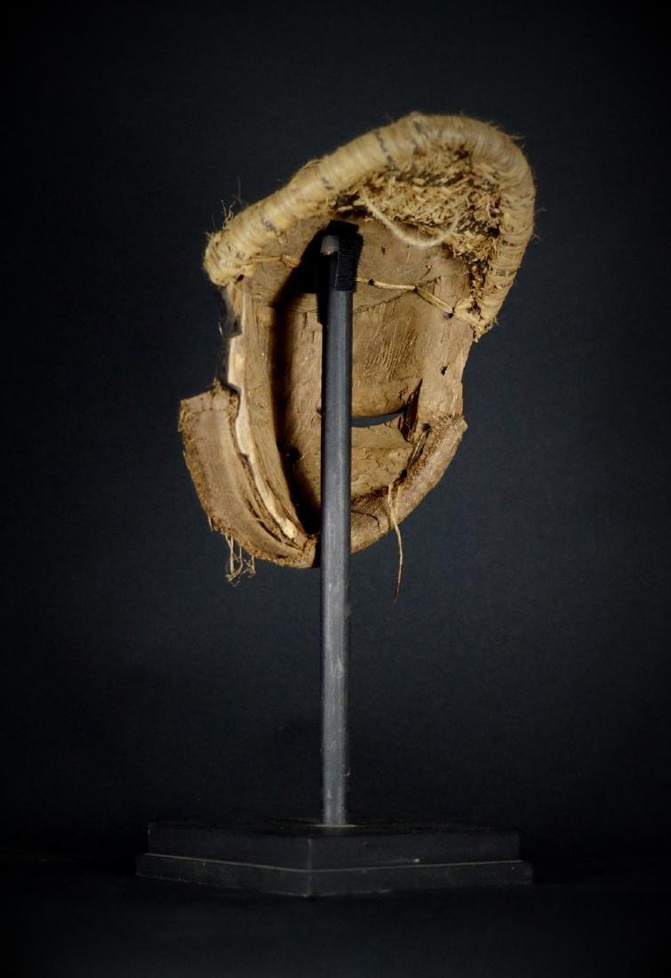 Elegant African Tribal PENDE Mbangu Mask DRC - 5