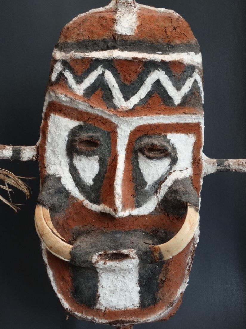 Old Malakula mask - 2