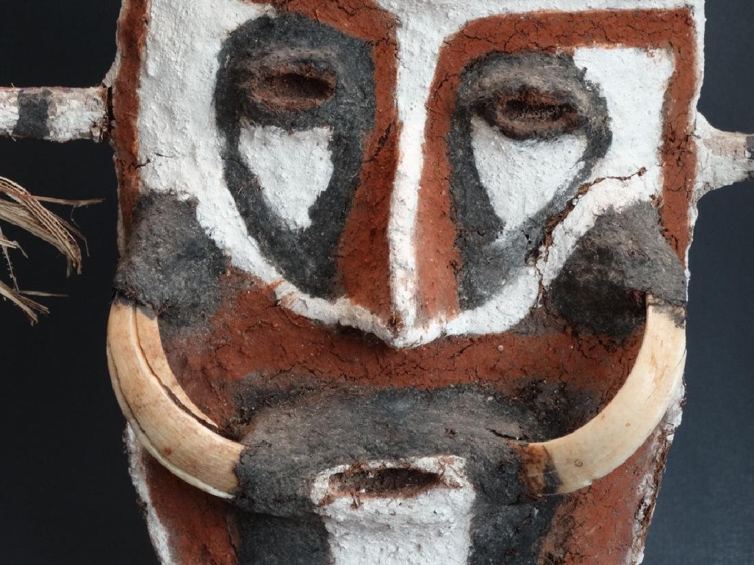 Old Malakula mask - 3