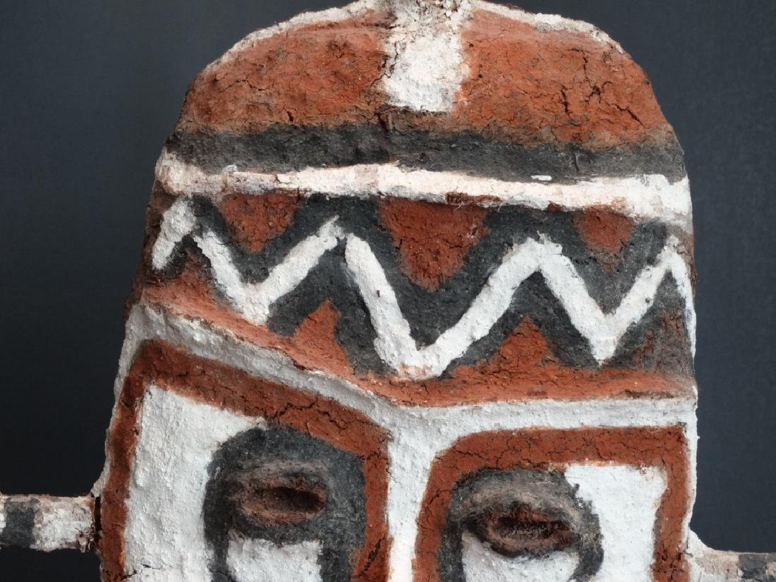 Old Malakula mask - 4